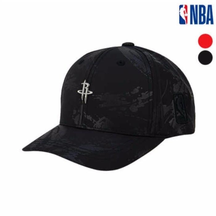 NBA키즈 NC02 휴스턴 로케츠 사틴 볼캡 K195AP431P