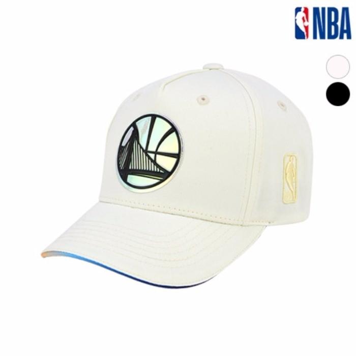 NBA키즈 NC02 골든스테이트로고포인트볼캡 K195AP416P