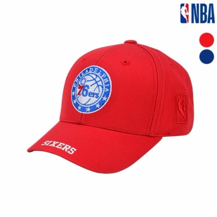 NBA키즈 NC02 NBA팀로고 상챙자수 볼캡 K195AP415P