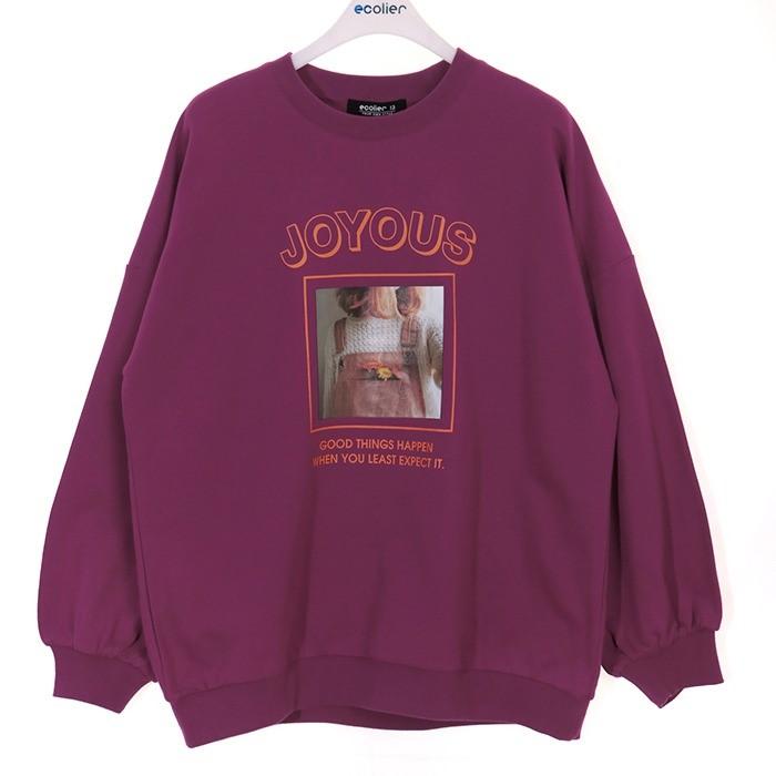 에꼴리에주니어 NC08 티셔츠 19C3469