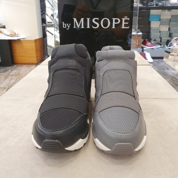 미소페 NC02 여성여자 키높이 슬립온 스니커즈 630007