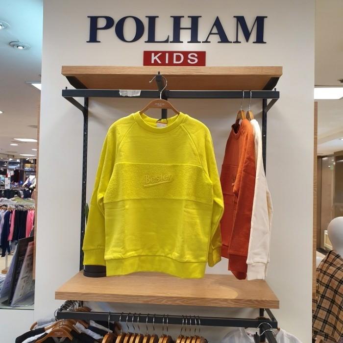 폴햄키즈 NC08 아동 맨투맨 티셔츠 PKZ3TR1040