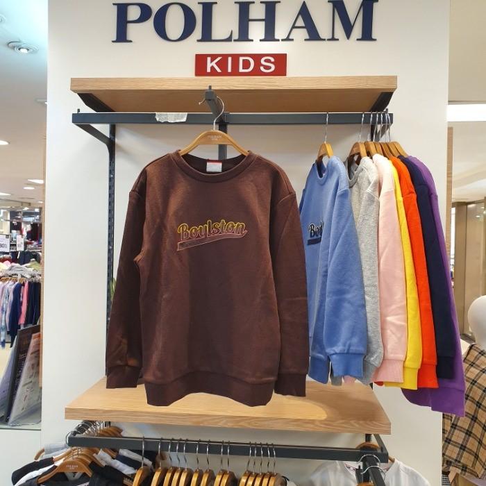 폴햄키즈 NC08 아동 맨투맨 티셔츠 PKZ3TR1010
