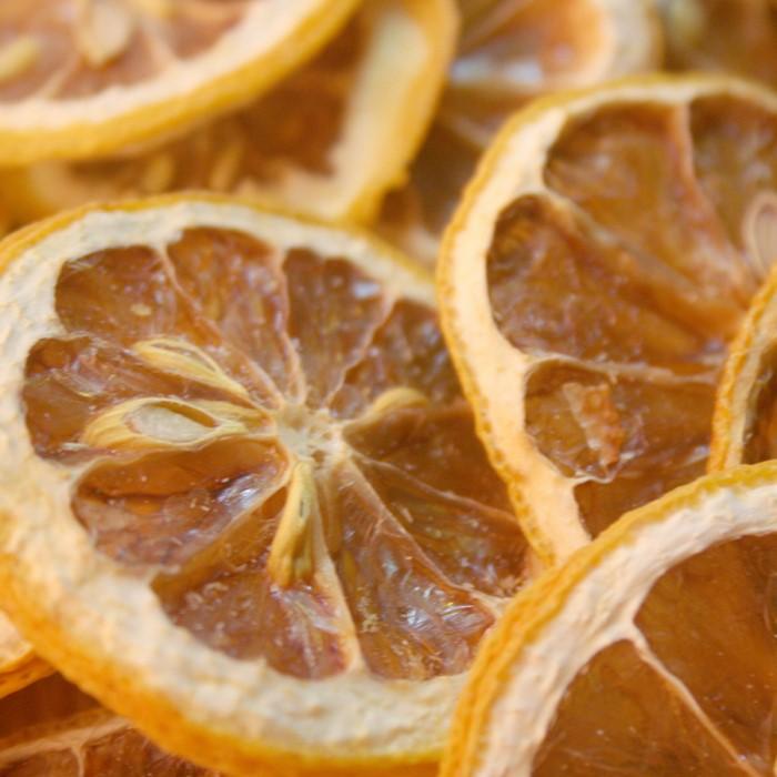 [건과][20g] 레몬 원형컷 (약7-14입) - 국내생산, 열풍건조, 레몬 100%