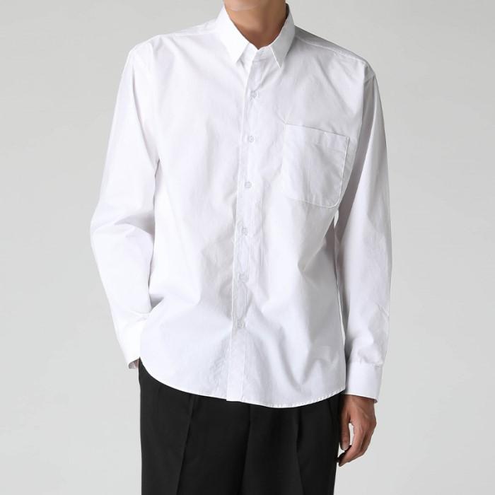 [티아그] 카이퍼 오버 셔츠 (7col)