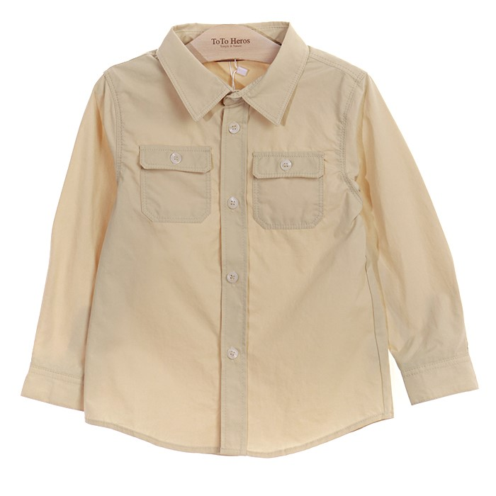 토토헤로스 PGD01 댄디포켓셔츠. 11952105-021