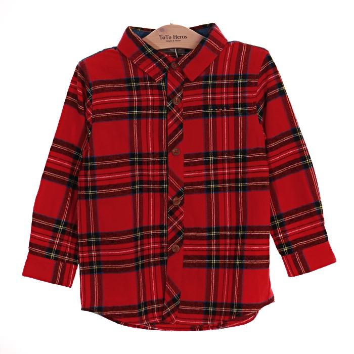 토토헤로스 PGD01 더멋진체크셔츠 11952-105-011