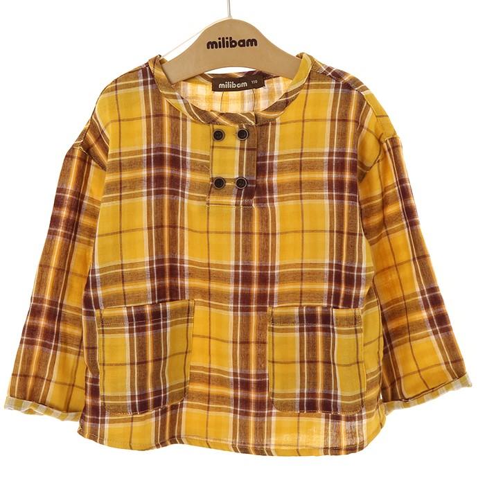 밀리밤 NC02 라운드 셔츠, 30 MLYC19962