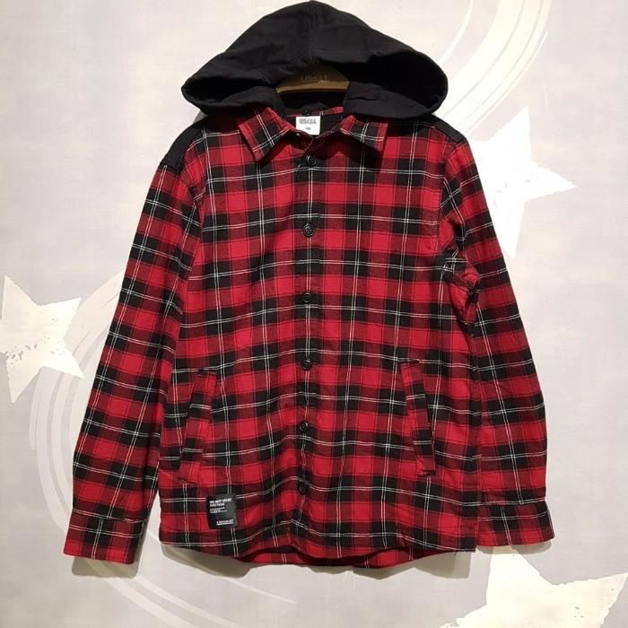 유솔 NC02 보온안감 후드셔츠 ULYC19W05-RED