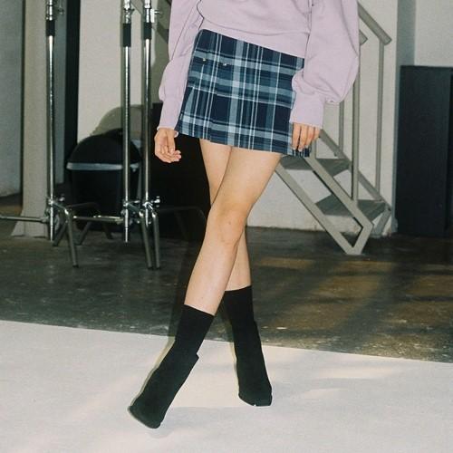 [느와] CD Skirt