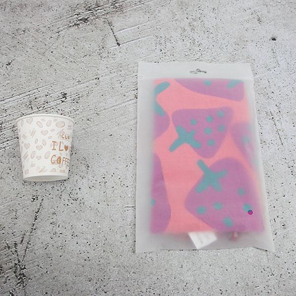 핑크스트로베리 욕실용품 고리타올 북유럽