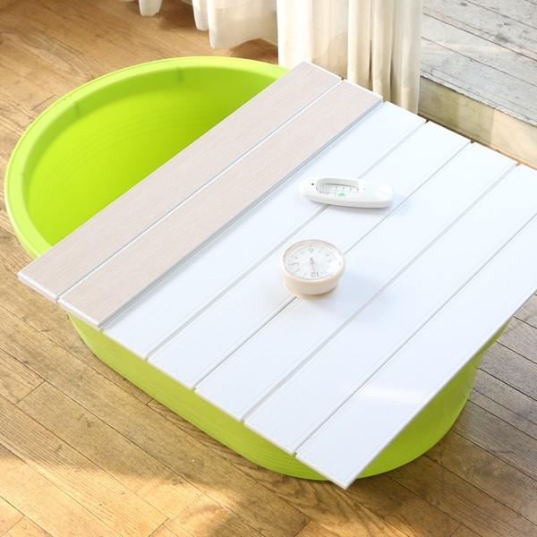 욕실용품 풀세트 시계 쉼표 이동식욕조
