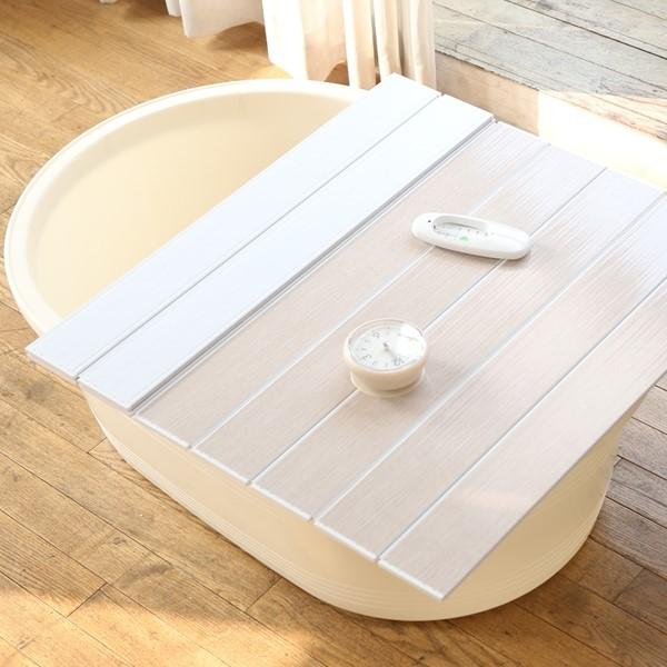 이동식욕조 하나 덮개 쉼표 욕실도기