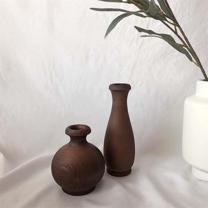 [피우다 (PIUDA)] 우드 봉봉 베이스 SET (wood objet)