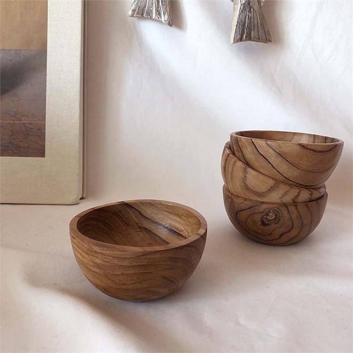 [피우다 (PIUDA)] 우드소스통(소스볼,종지그릇, 소스그릇, 양념그릇)