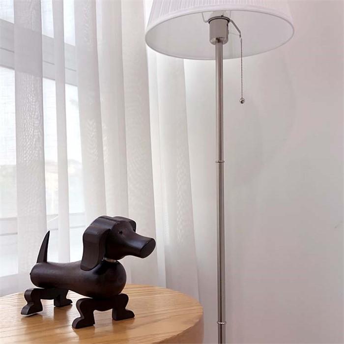 [피우다 (PIUDA)] 강아지 나무인형 (목각인형/ 소품 / 인형 / 인테리어소품 / 캐릭터)