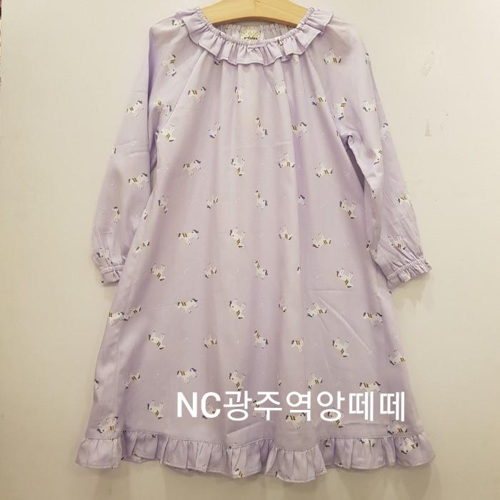 앙떼떼 NC05 유니콘여아원피스잠옷 ATJP19T72