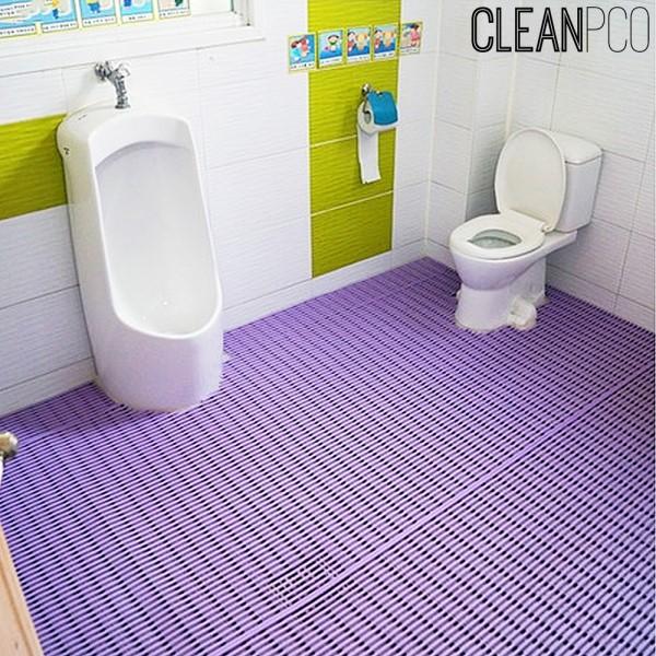 욕실용품 세로고정 미끄럼방지매트 욕실
