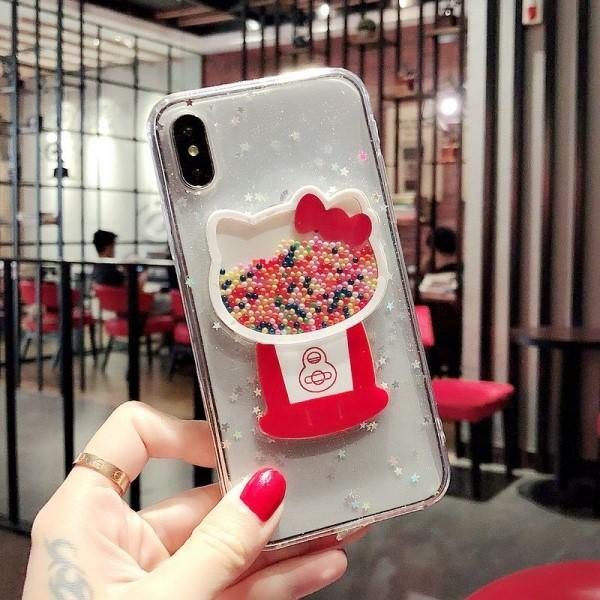 사탕 기계 iPhonexs 최대 휴대