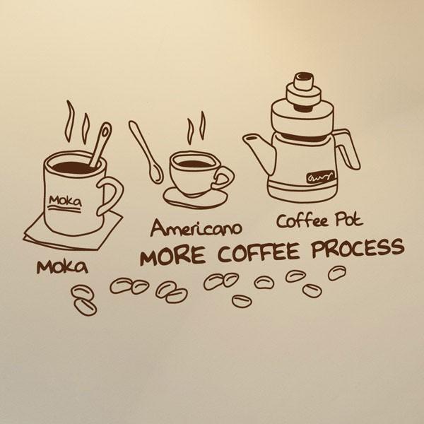 [뭉키데코] 카페스티커_커피 브렌딩 01