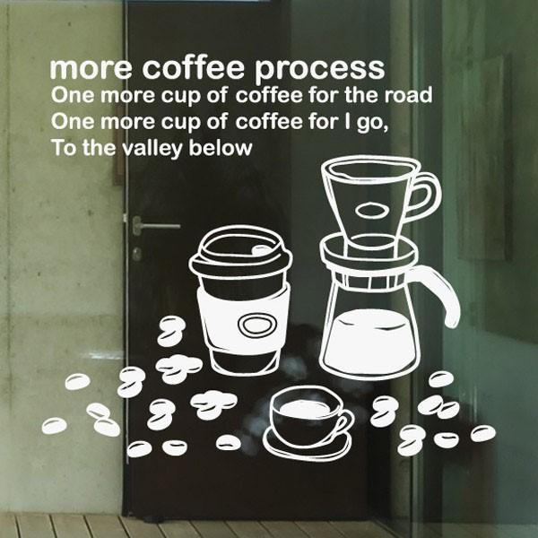 [뭉키데코] 카페스티커_에소프레소 커피 02
