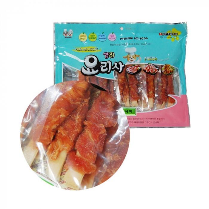 강쥐요리사 300g - 어포 사사미