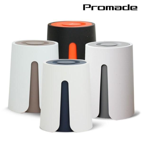 [디어프랜즈] 굿디자인 압축휴지통 종량제 압축쓰레기통 10L