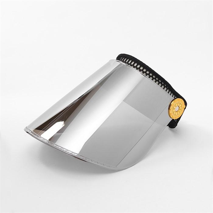 와이드 미러 자외선차단 썬캡(블랙)