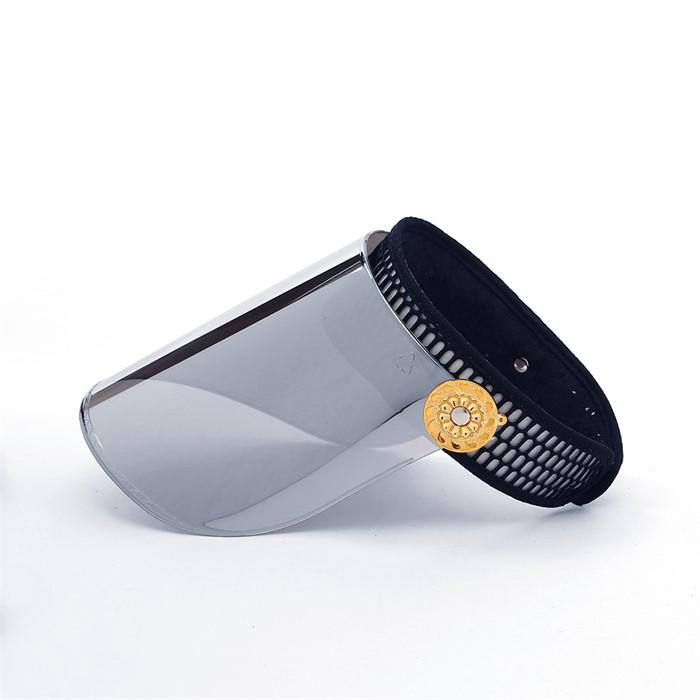 와이드 미러 자외선차단 썬캡(네이비)