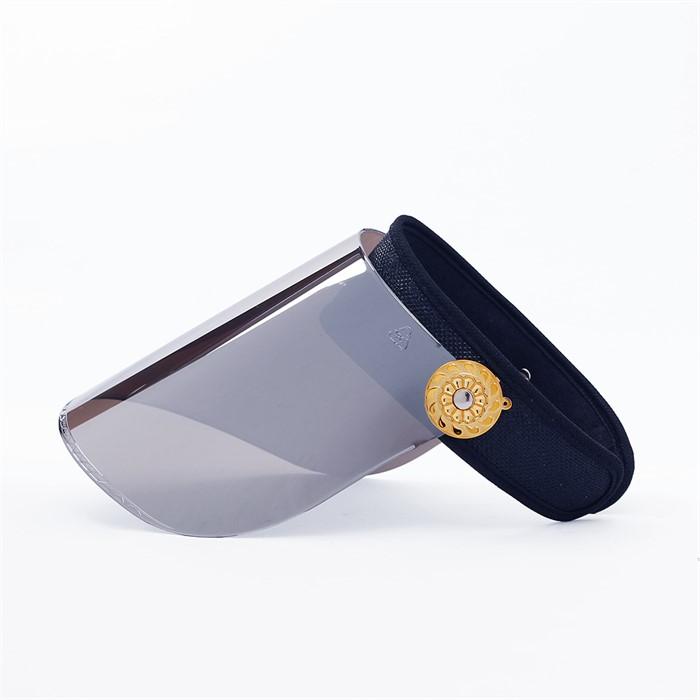 와이드 UV 자외선차단 썬캡(네이비)
