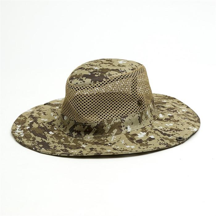 [캠핑랜드]밀리터리 정글모자(브라운)