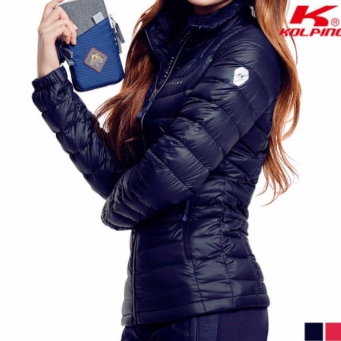 콜핑 NC05 여성 초경량 덕다운 자켓 내피 KNJ0602W