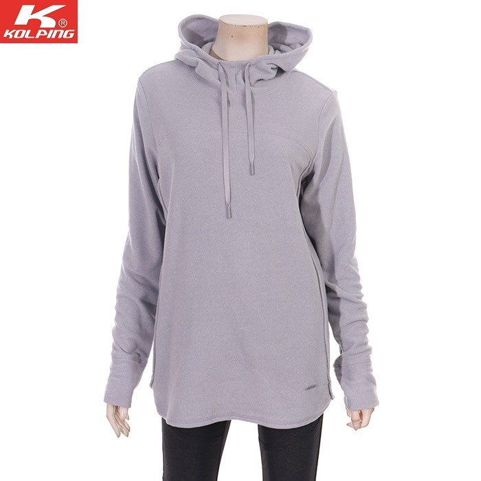 콜핑 PGD01 겨울여성등산티셔츠 중기장 보온 KQT4511W