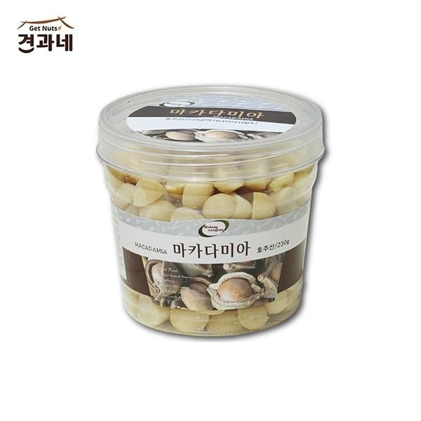 [견과네 ] 마카다미아 230g/웰빙/먹거리/간식