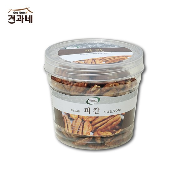 [견과네 ] 피칸 230g/웰빙/간식/먹거리