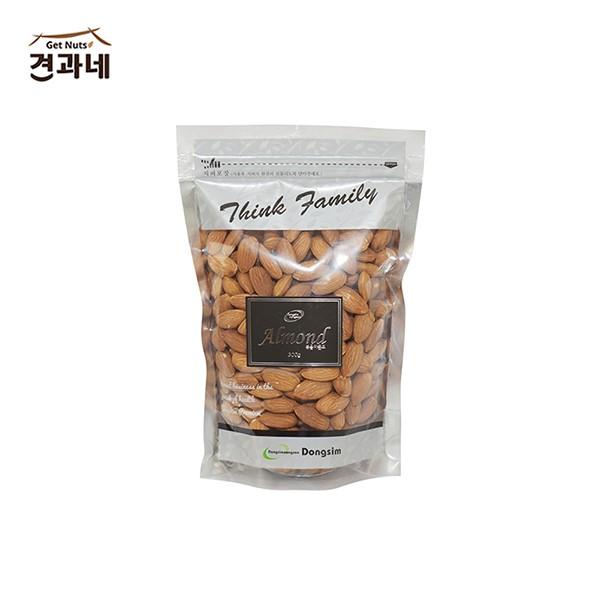 [견과네 ] 볶음 아몬드 300g/사무실/웰빙/간식