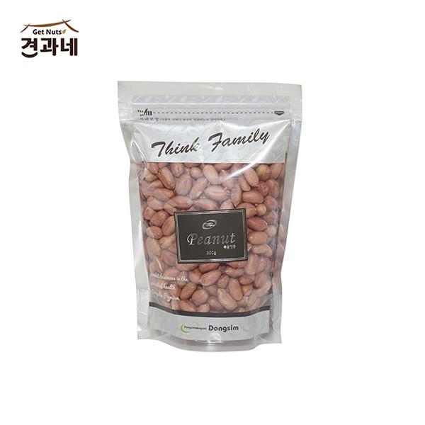 [견과네 ] 볶음 땅콩 300g/간식/사무실/먹거리