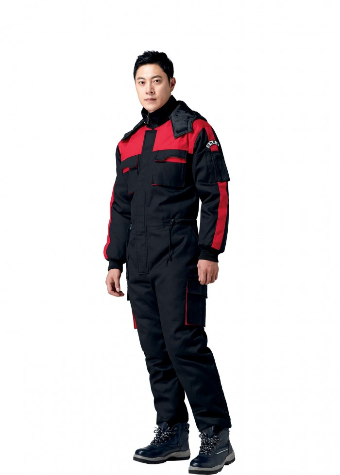 [경신코리아] KSK 26 경신코리아 우주복 스즈끼 겨울 방한 일체형 작업복 근무복 정비복