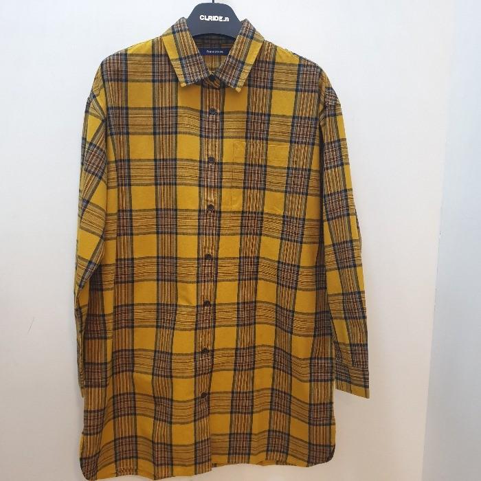 클라이드 NC02 여성롱기장셔츠 CHDSH593F