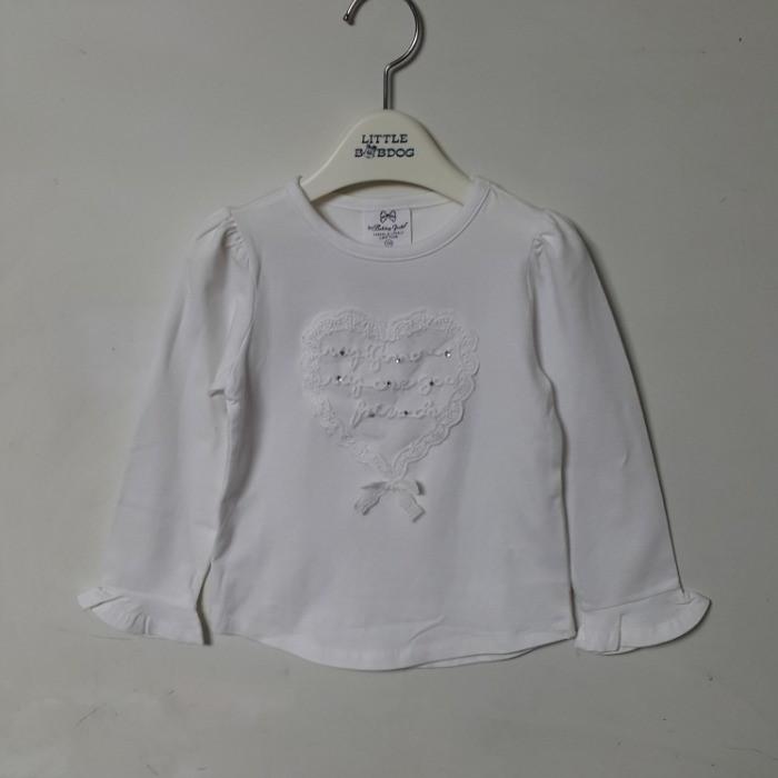 리틀밥독 -바비디부 PGD01 허니티셔츠 B181mts15