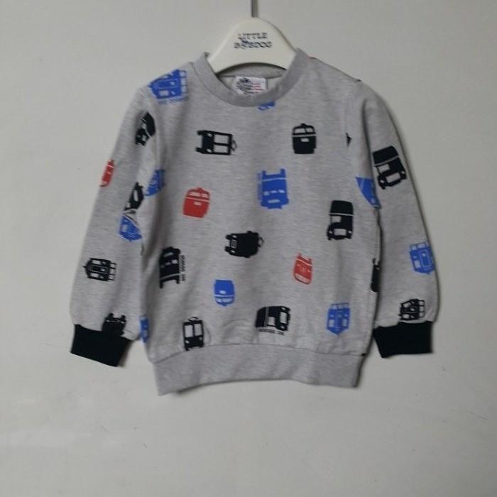 리틀밥독 -바비다부 PGD01 테슬라 티셔츠 B181mwp01