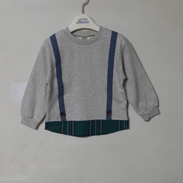 리틀밥독 -바비디부 PGD01 멜빵체크티 H193MTS126