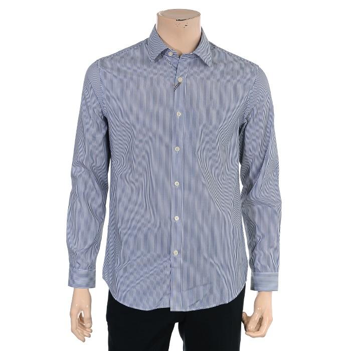 란찌 NC02 데일리 스트라이프 셔츠 LAYS19WG160