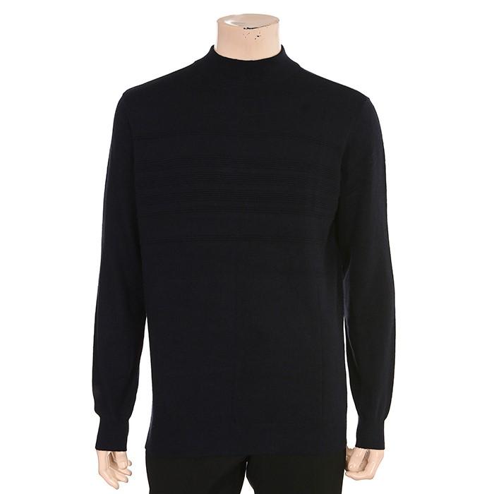sap NC02 캐시미어 반목 스웨터네이비 mnka19tg1