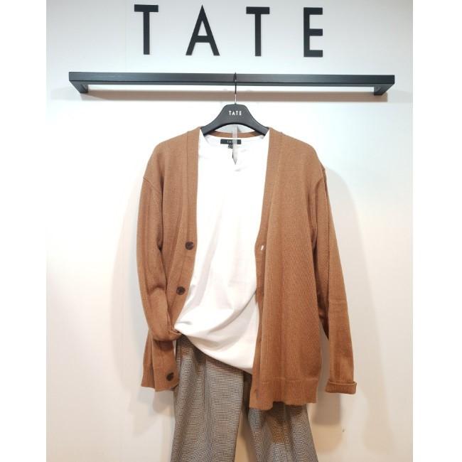 TATE NC02 남여 모혼방 루즈핏 가디건 KA9W0-USC010