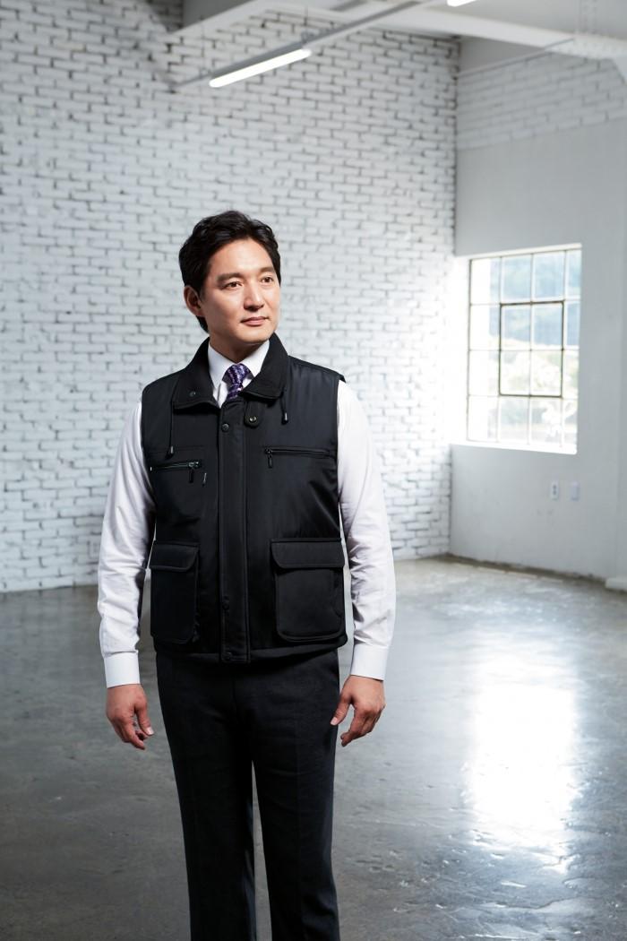 [경신코리아] 경신 겨울 작업복 패딩 근무 조끼 KSK 308 309