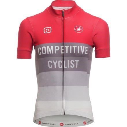 카스텔리 여성 져지 /B/ Competitive Cyclist