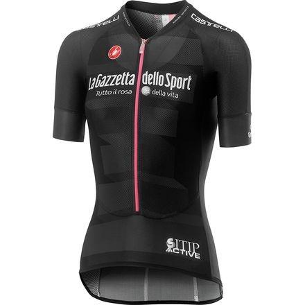 카스텔리 여성 져지 /B/ #Giro102 Nero Climb