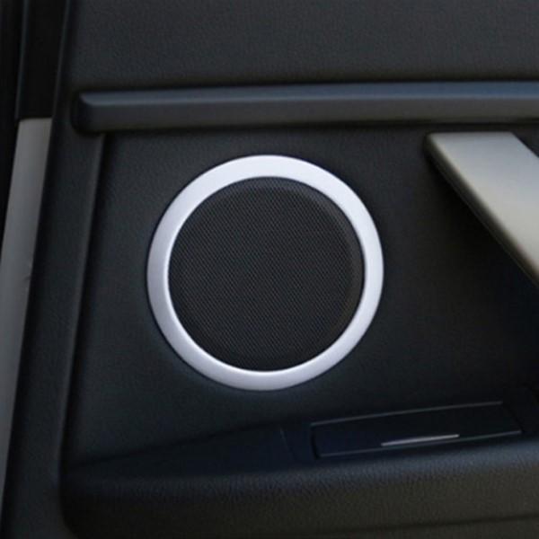 [디어프랜즈] BMW 3시리즈 3GT 도어 스피커 테두리몰딩세트 (4pcs) bmw 320d 520d 530i