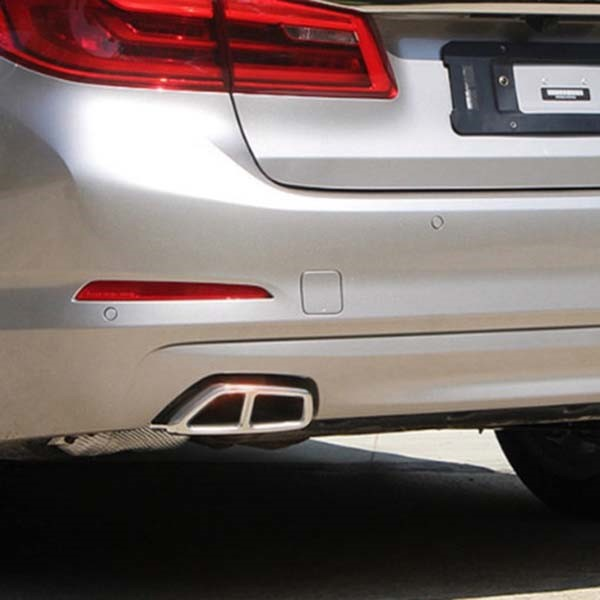 [디어프랜즈] BMW 5시리즈 G30 부착식 머플러팁 bmw 520d 530i